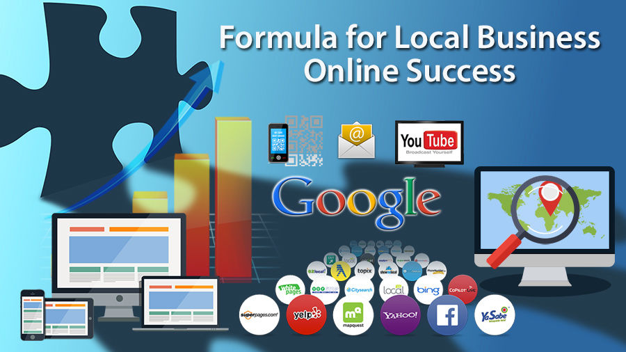 Formula for Local Business Online Success