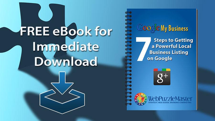 Google My Business Free eBook