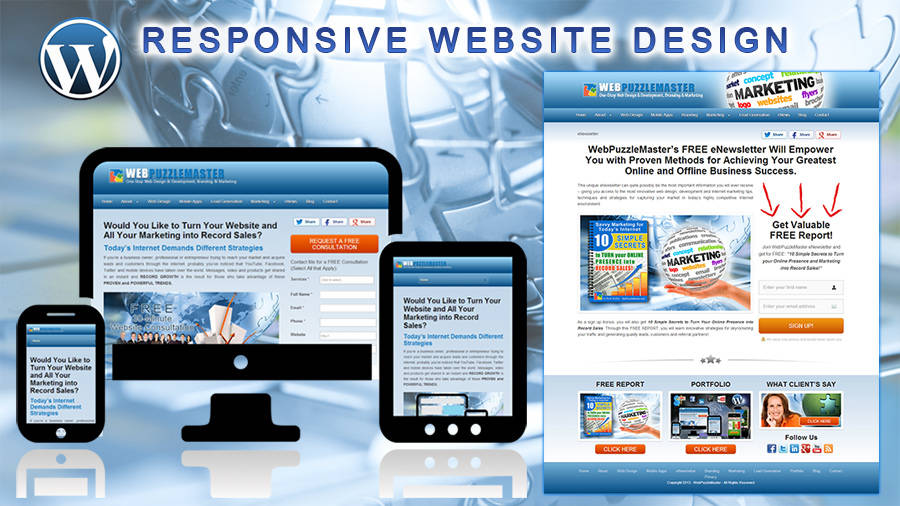 Responsive Design in Optimize Press