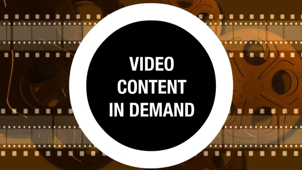 Video Content in Demand