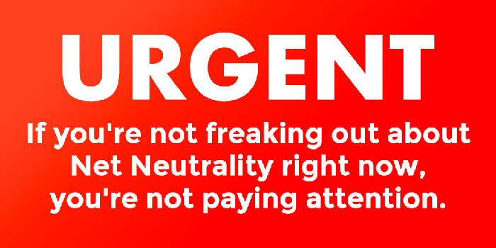 Repeal Net Neutrality Vote