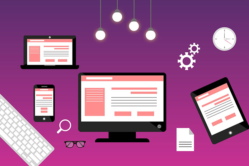 high converting responsive web design