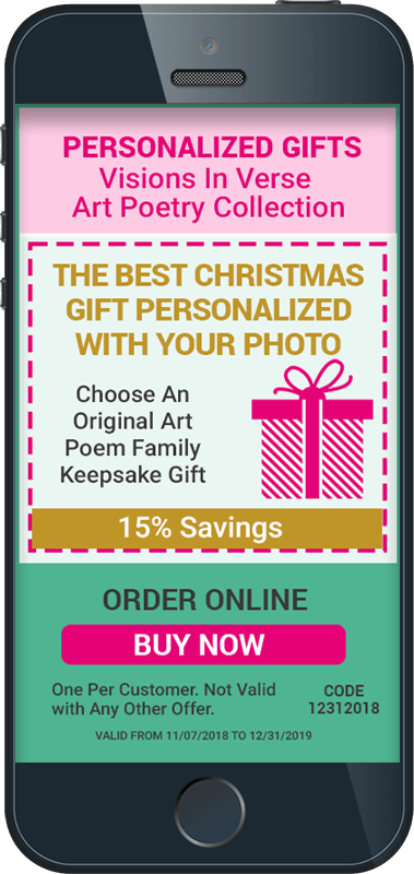 SMS Coupon with Discount Product Offer