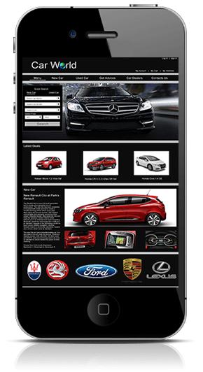 Car Sales App