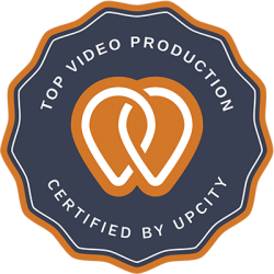 UpCity Top Video Production Certification