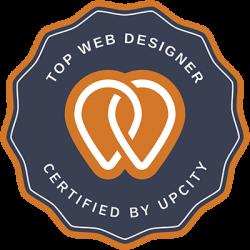 UpCity Top Web Design Certification