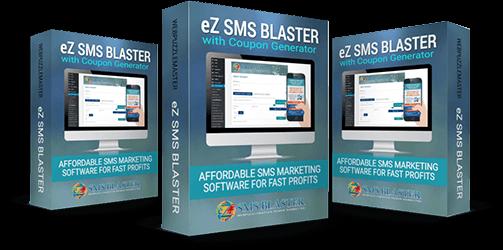 eZ SMS Blaster SMS Plugin for WordPress