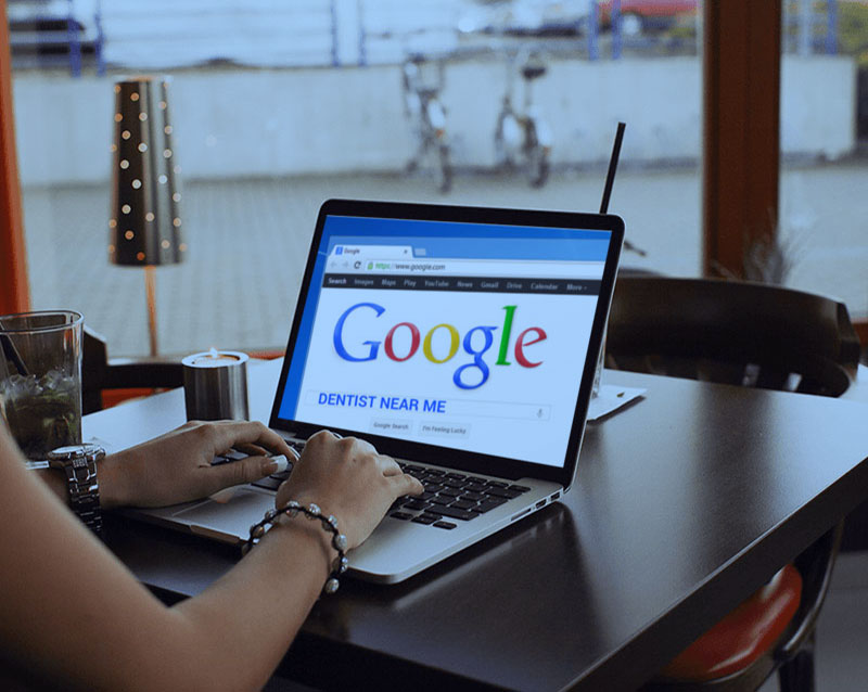 Local business online success with #1 Google rankings.