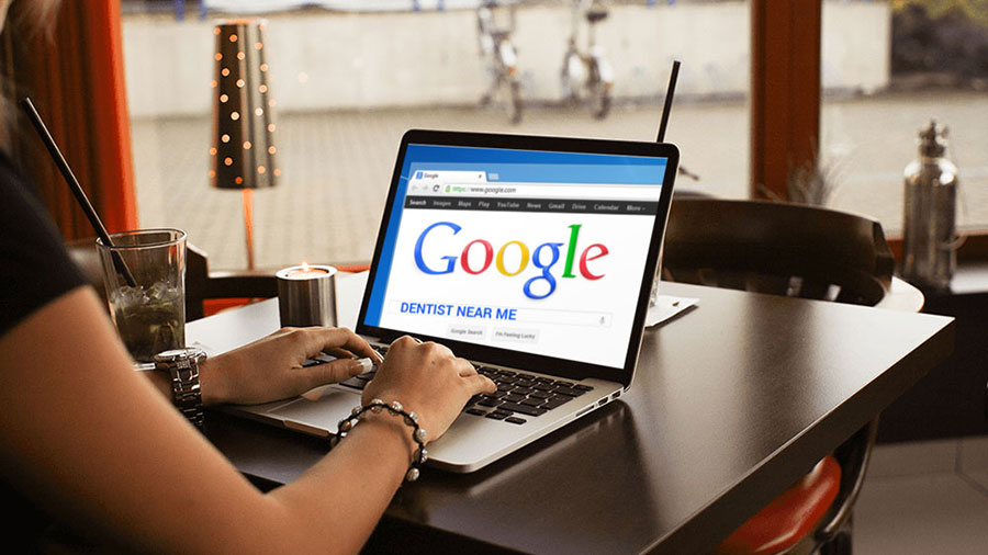 Local Google Search