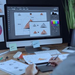 Logo and Graphic Design Services