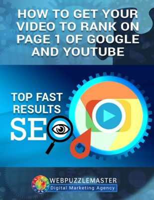Video YouTube and Google Ranking Free Report