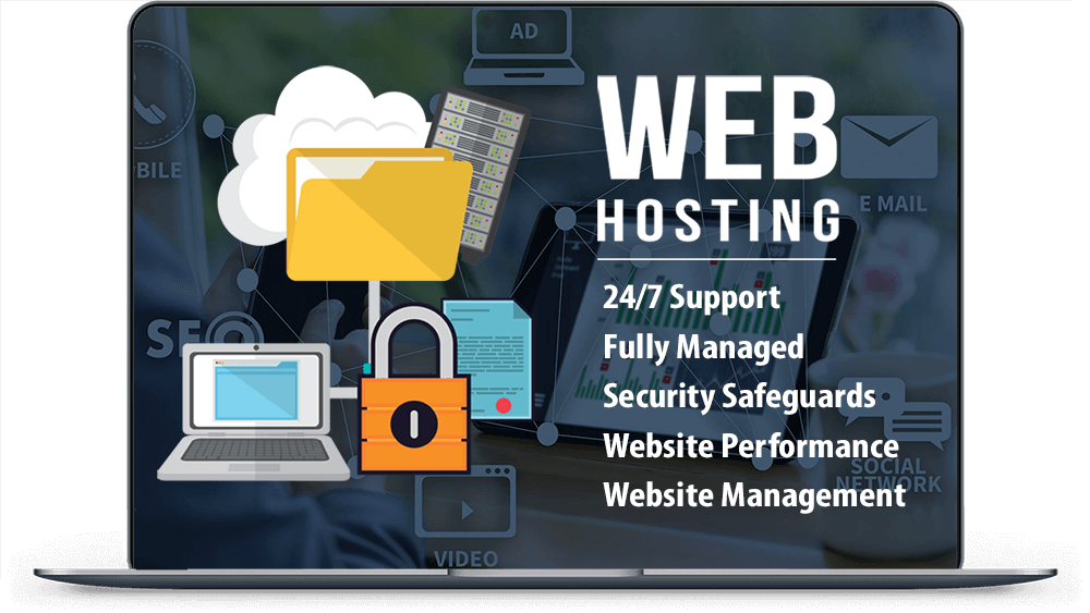 Website Hosting and Management Services