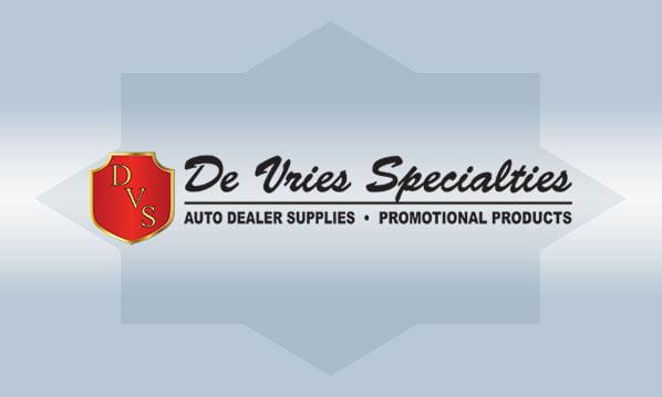 De Vries Auto Specialties Logo
