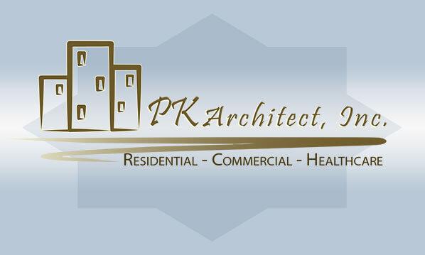 PK Architect Designs Logo