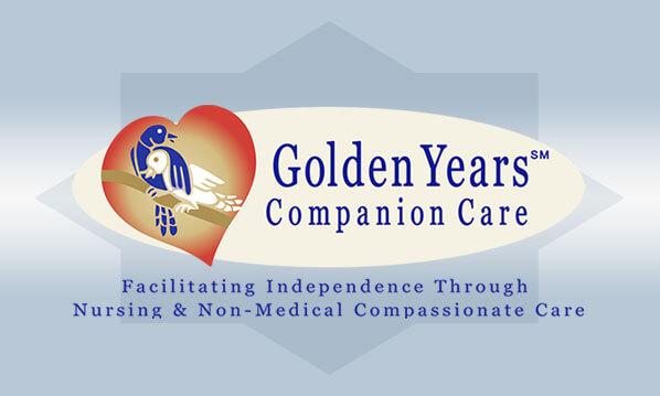 Golden Years Companion Care Logo