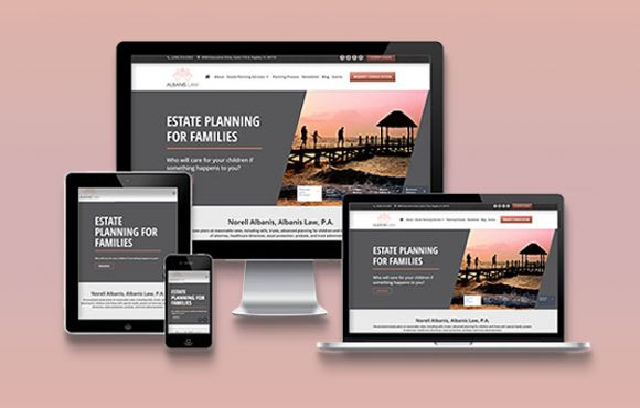 Estate Planning Attorney Website Project