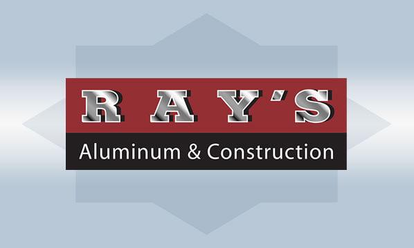 Rays Aluminum & Construction Logo